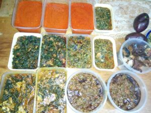 Variety Of Meal By JFK SPICES